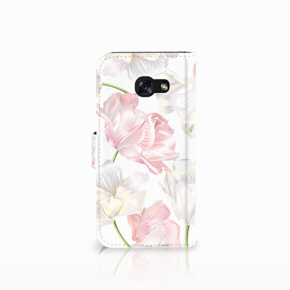 Samsung Galaxy A5 2017 Hoesje Lovely Flowers