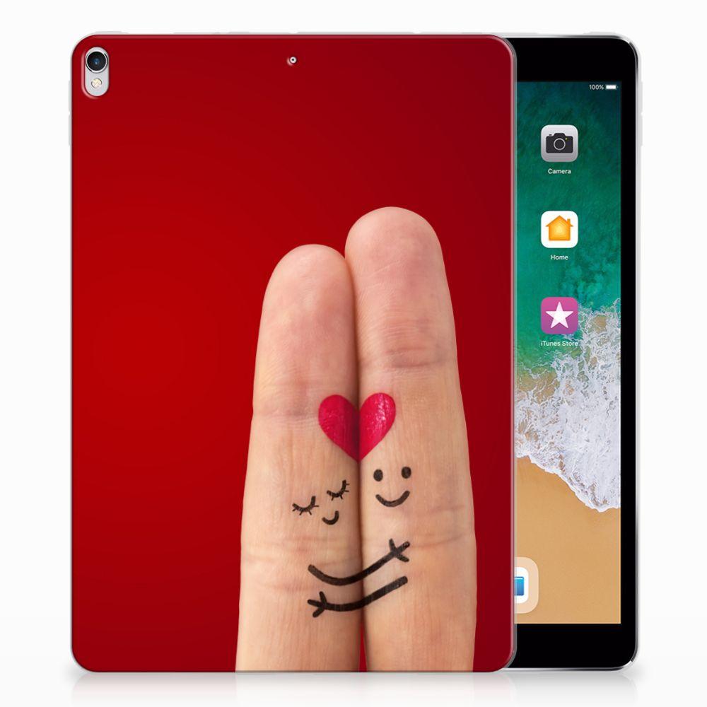 Apple iPad Pro 10.5 Uniek Tablethoesje Liefde