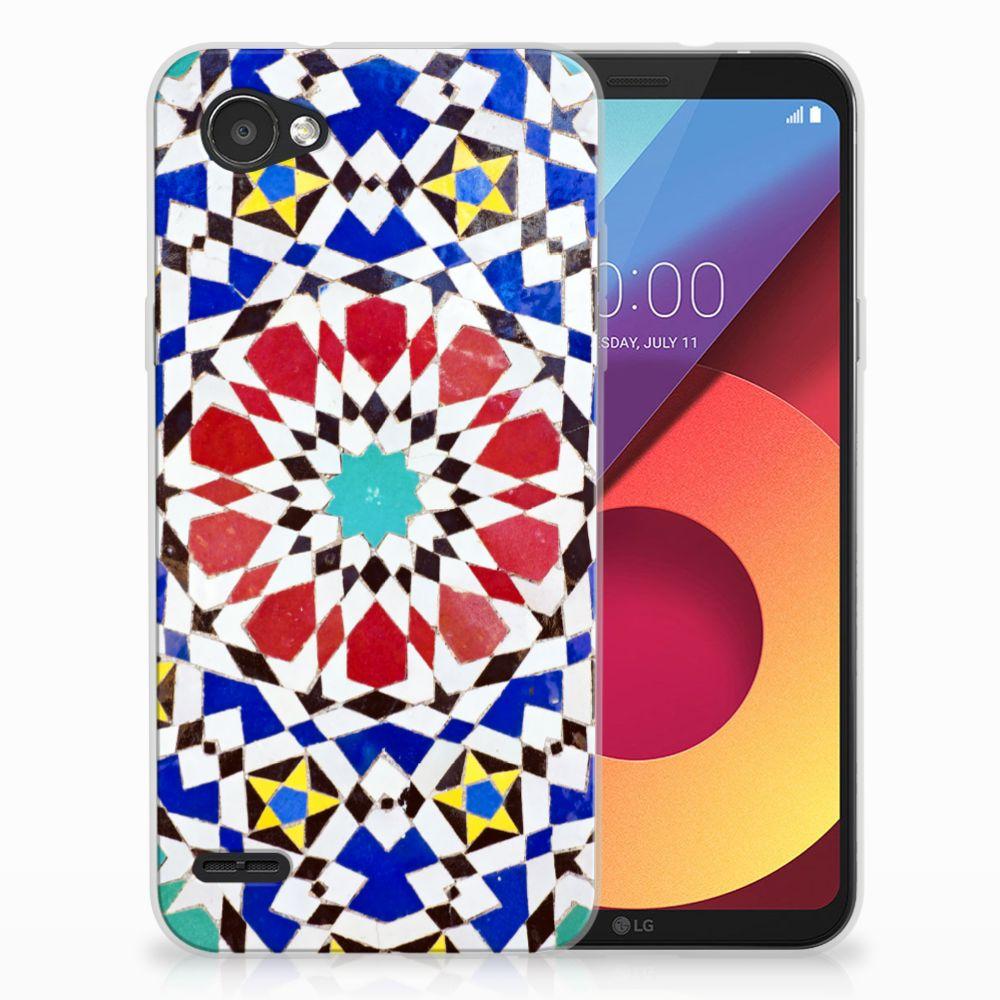 LG Q6 | LG Q6 Plus TPU Hoesje Design Mozaïek