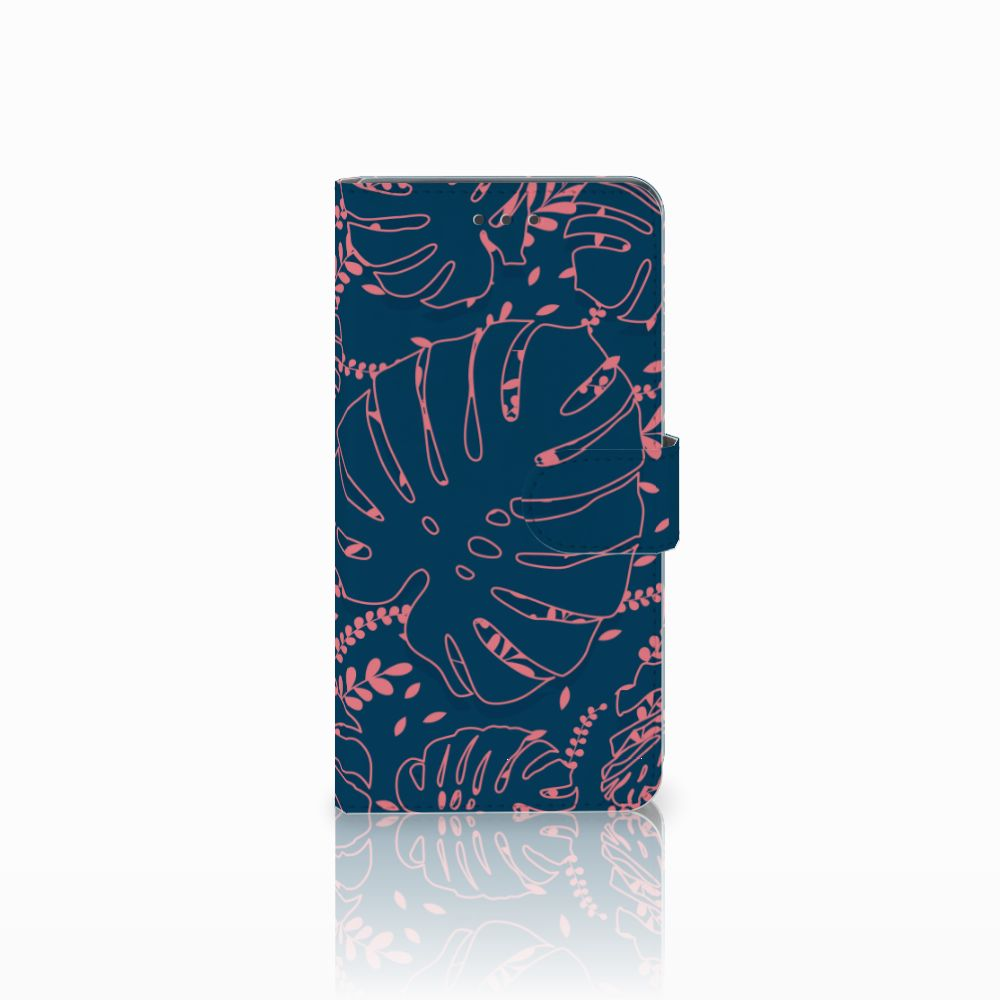 Huawei Mate 8 Boekhoesje Design Palm Leaves