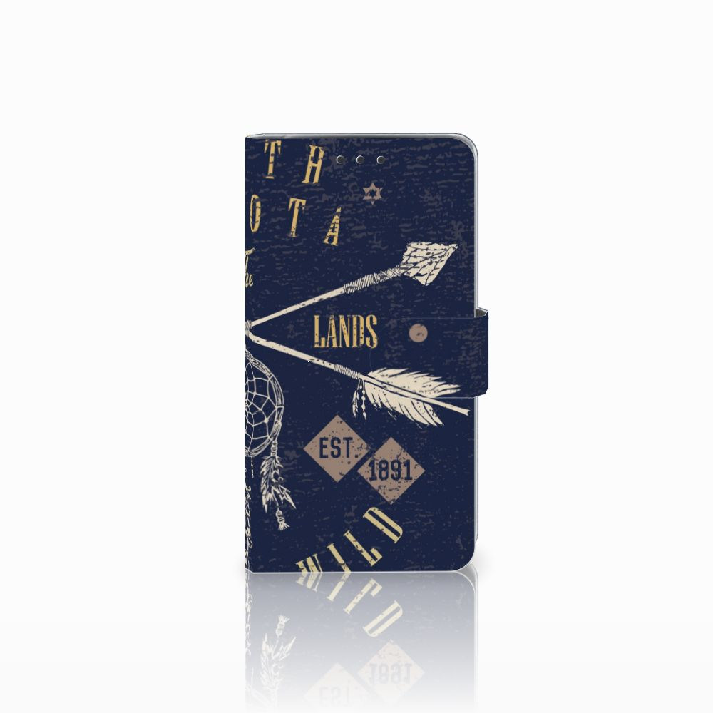 LG Q6 | LG Q6 Plus Boekhoesje Design South Dakota
