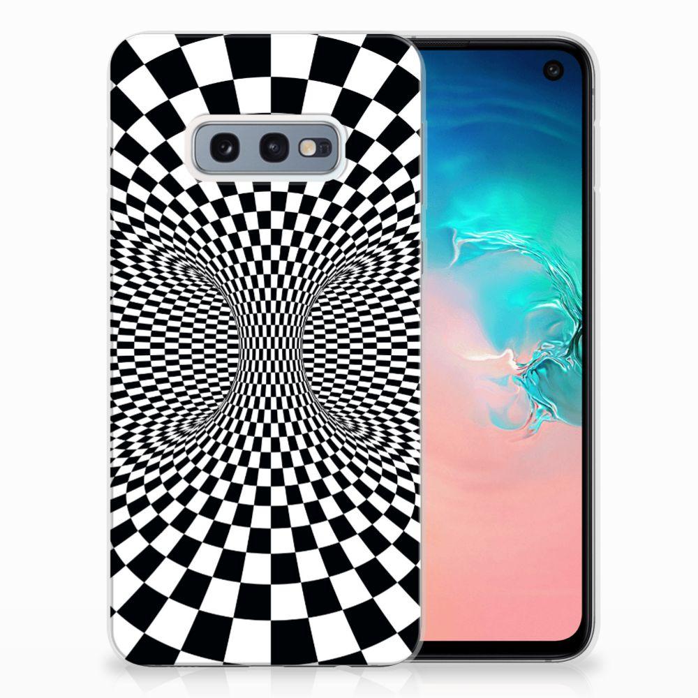 Samsung Galaxy S10e TPU Hoesje Illusie