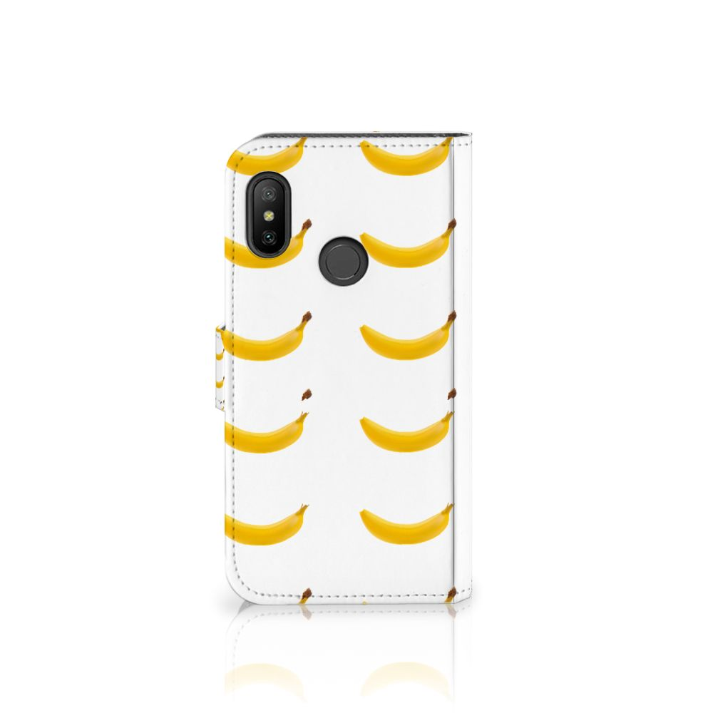 Xiaomi Mi A2 Lite Book Cover Banana