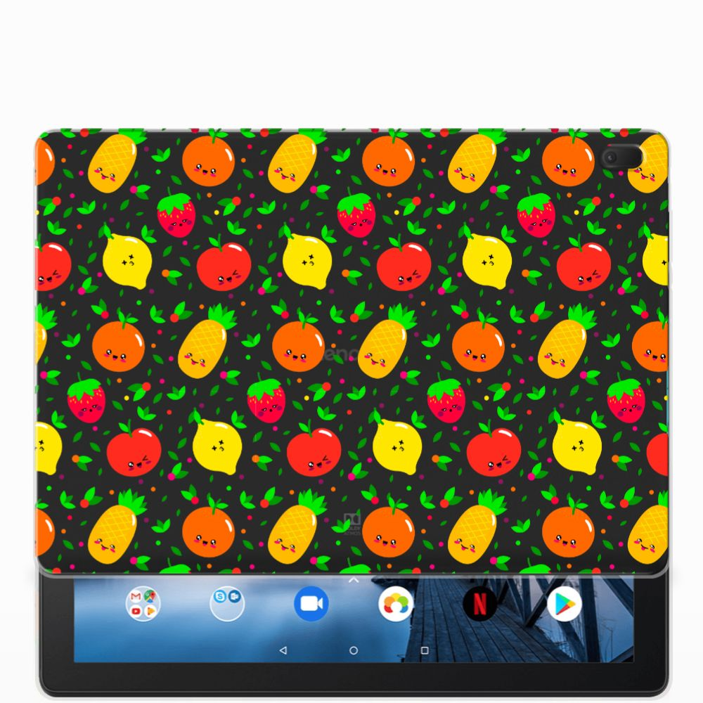 Lenovo Tab E10 Tablet Cover Fruits