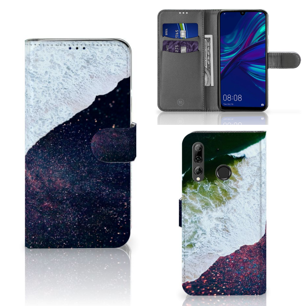 Huawei P Smart 2019 Bookcase Sea in Space