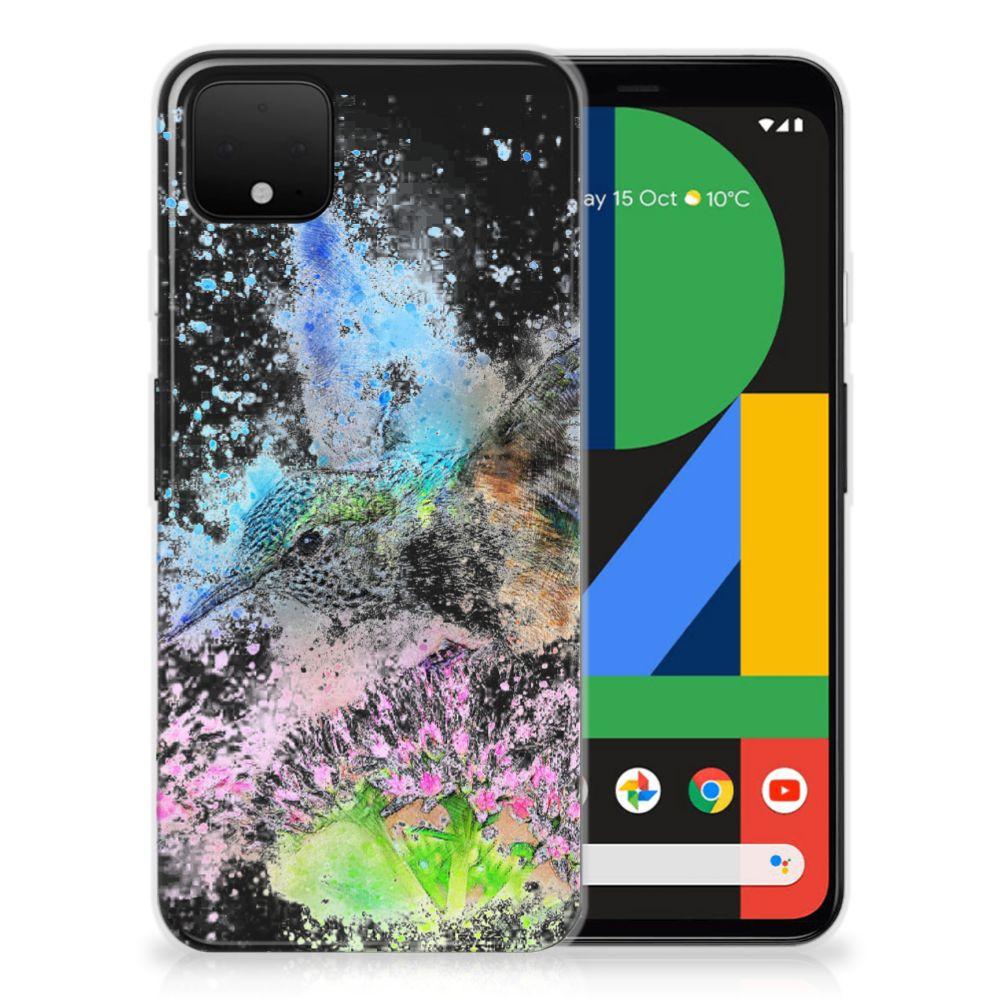Hoesje maken Google Pixel 4 XL Vogel