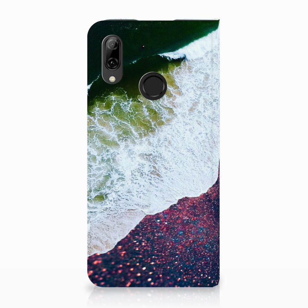 Huawei P Smart (2019) Stand Case Sea in Space