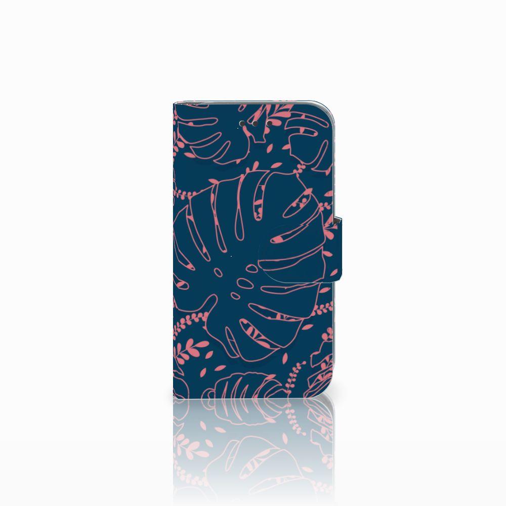 Samsung Galaxy Core Prime Boekhoesje Design Palm Leaves