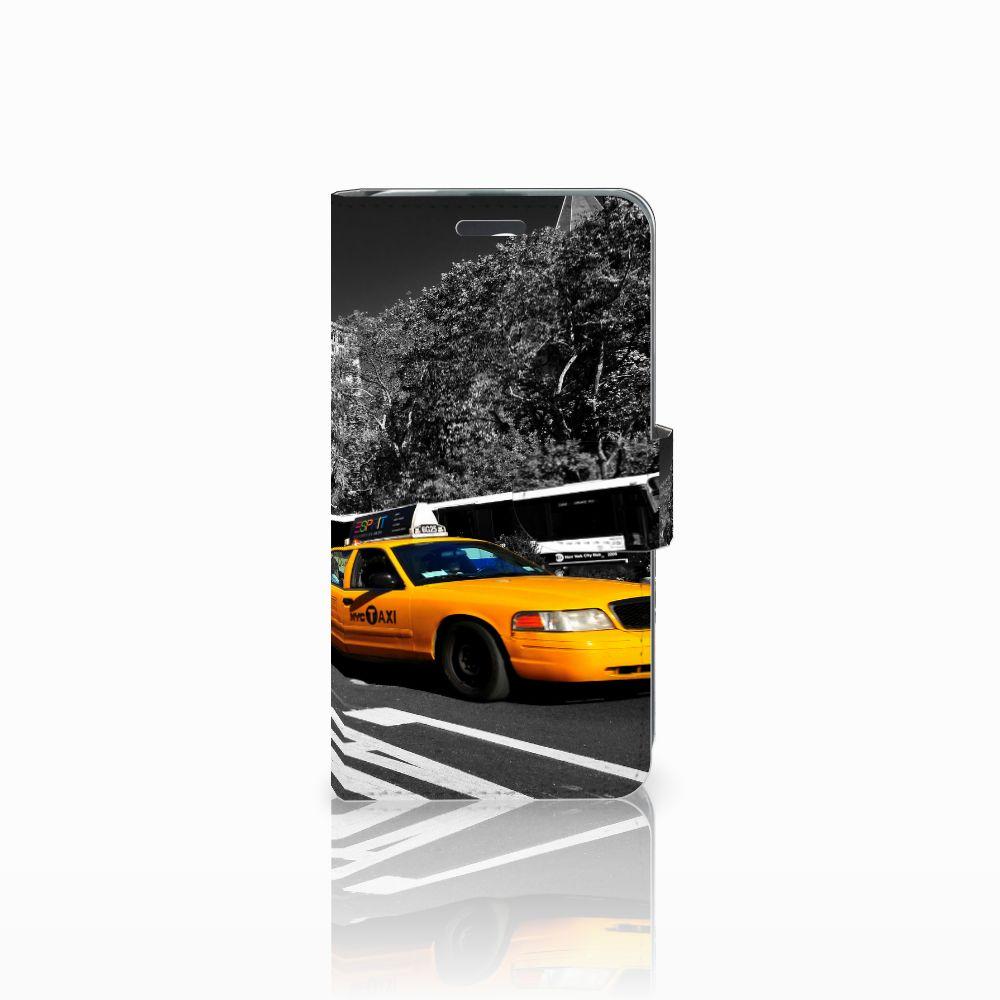 Acer Liquid Z520 Boekhoesje Design New York Taxi