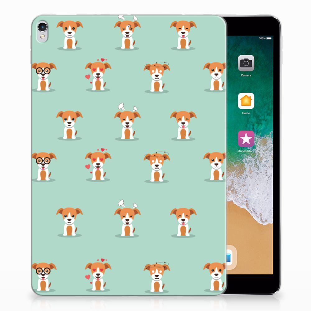 Apple iPad Pro 10.5 Back Case Pups