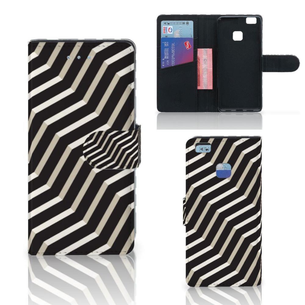 Huawei P9 Lite Bookcase Illusion