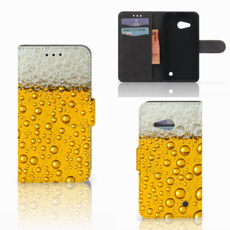 Microsoft Lumia 550 Book Cover Bier