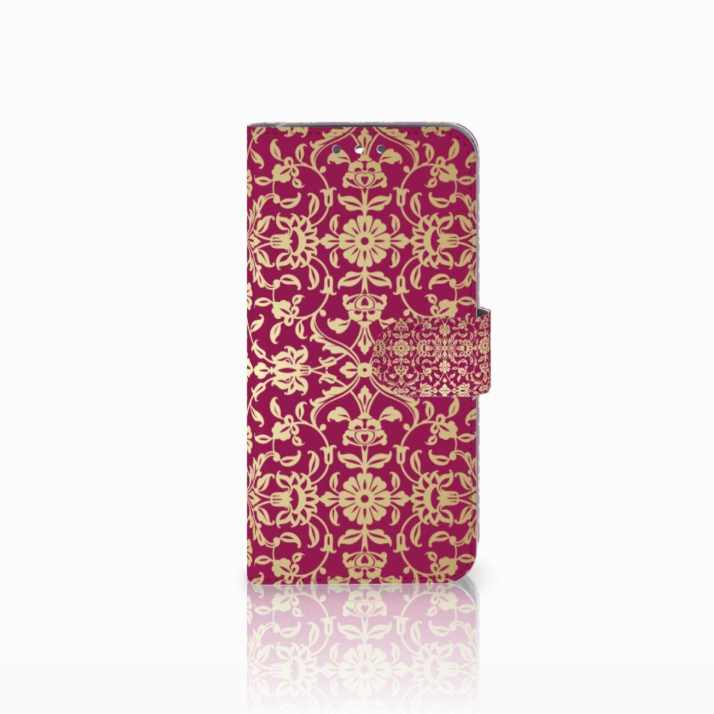 Wiko Wim Boekhoesje Design Barok Pink