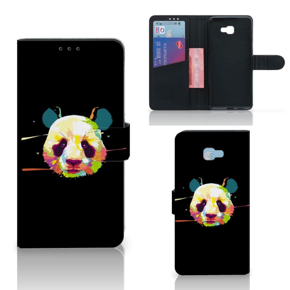 Samsung Galaxy J4 Plus (2018) Leuk Hoesje Panda Color
