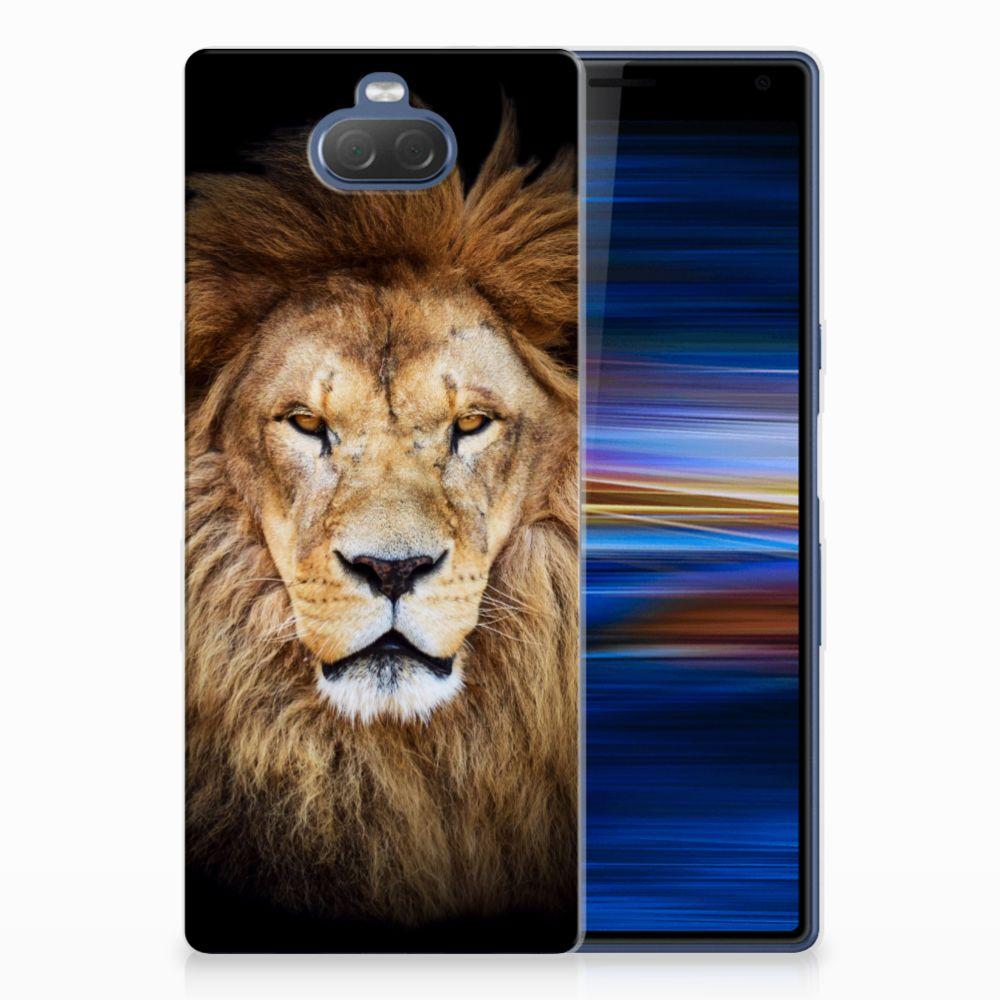 Sony Xperia 10 Plus Leuk Hoesje Leeuw