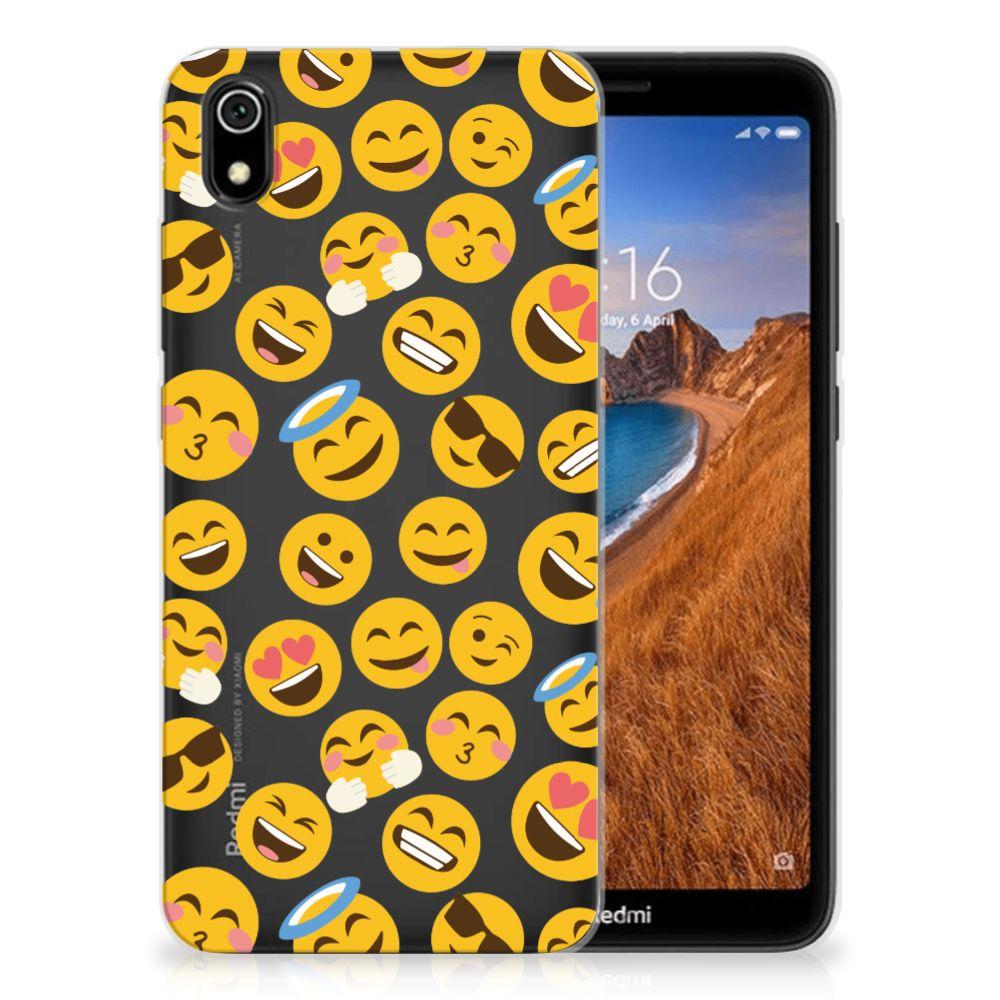Xiaomi Redmi 7A TPU bumper Emoji