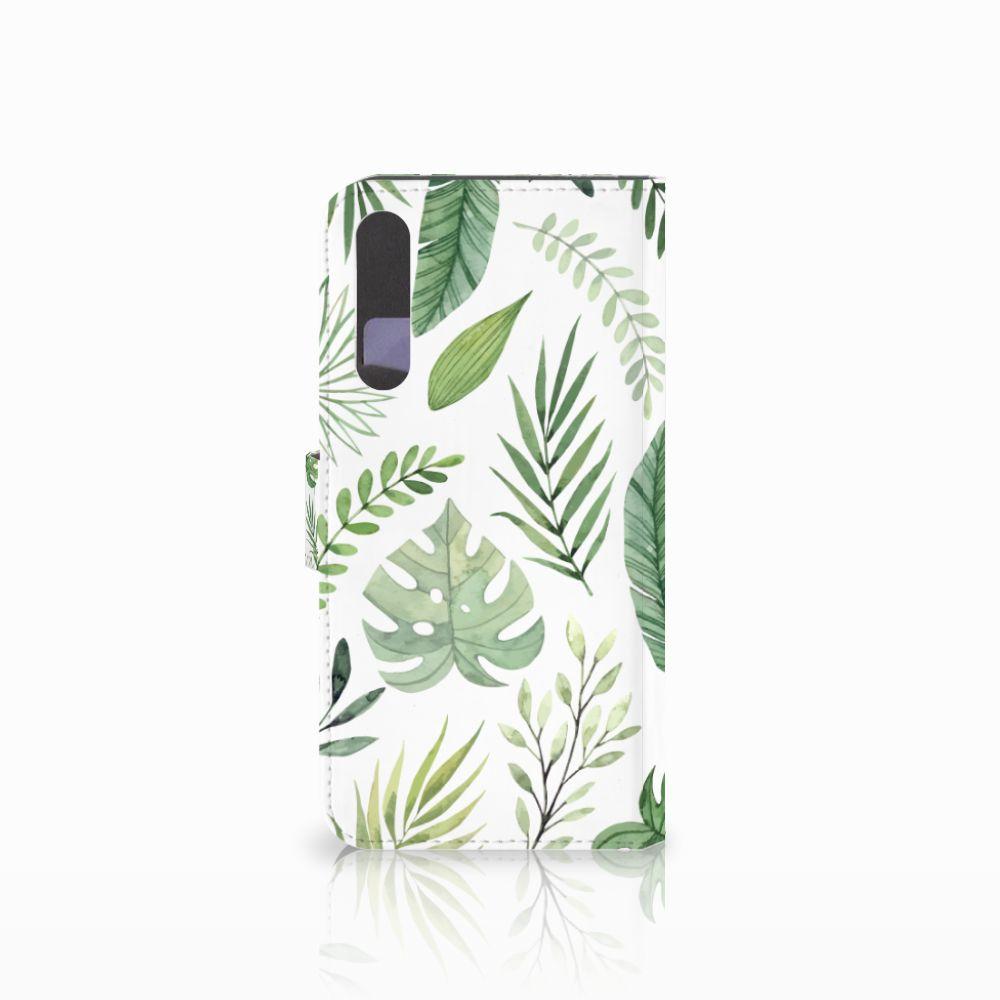 Huawei P20 Pro Hoesje Leaves
