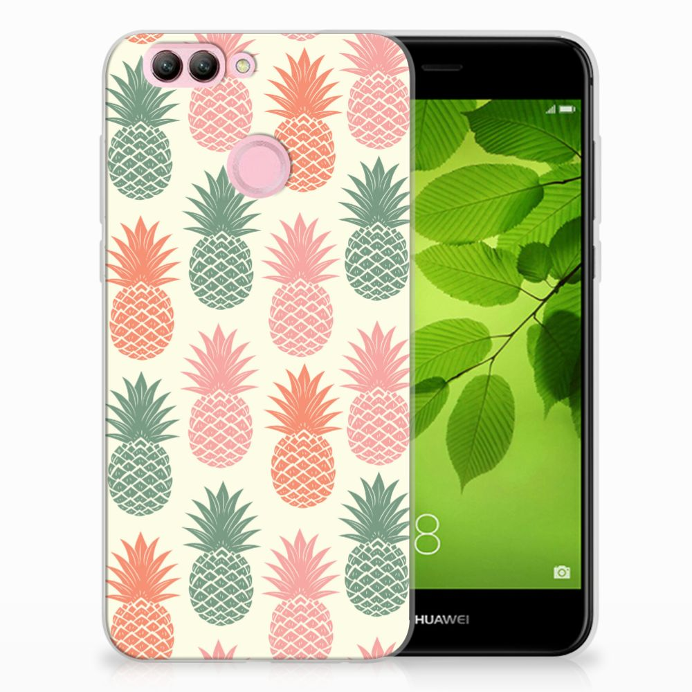 Huawei Nova 2 TPU Hoesje Design Ananas