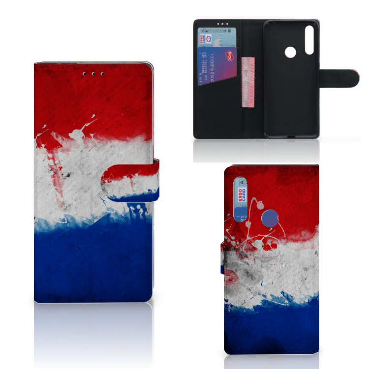 Huawei P Smart Z Bookstyle Case Nederland