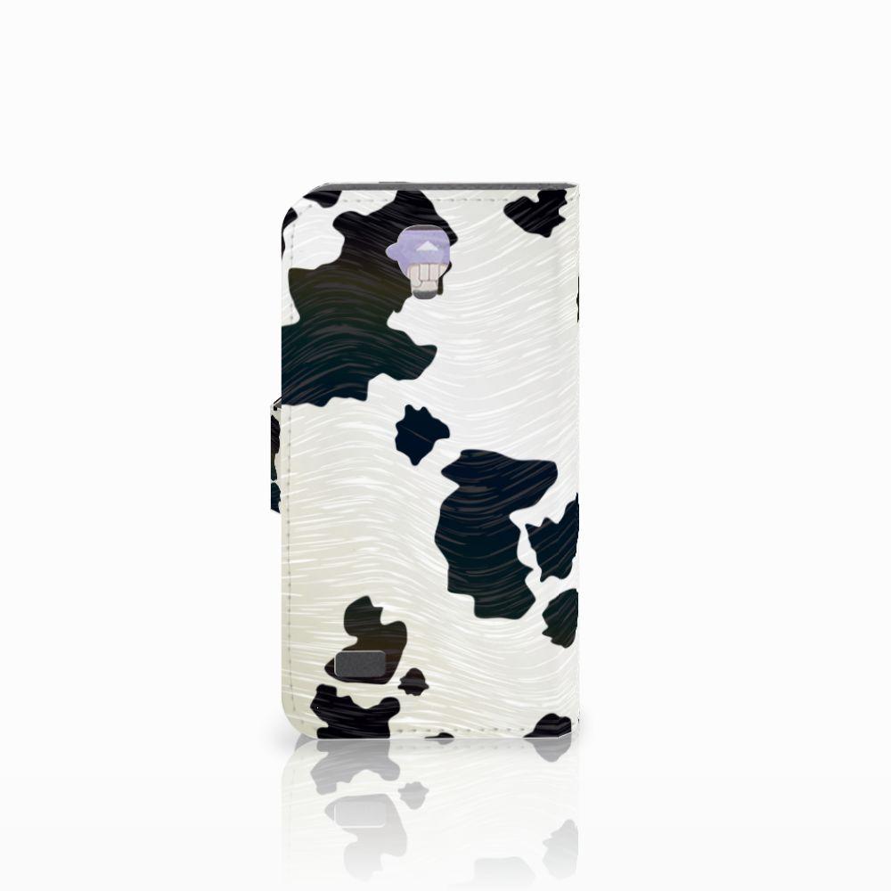 Huawei Y5 Y560 Telefoonhoesje met Pasjes Koeienvlekken