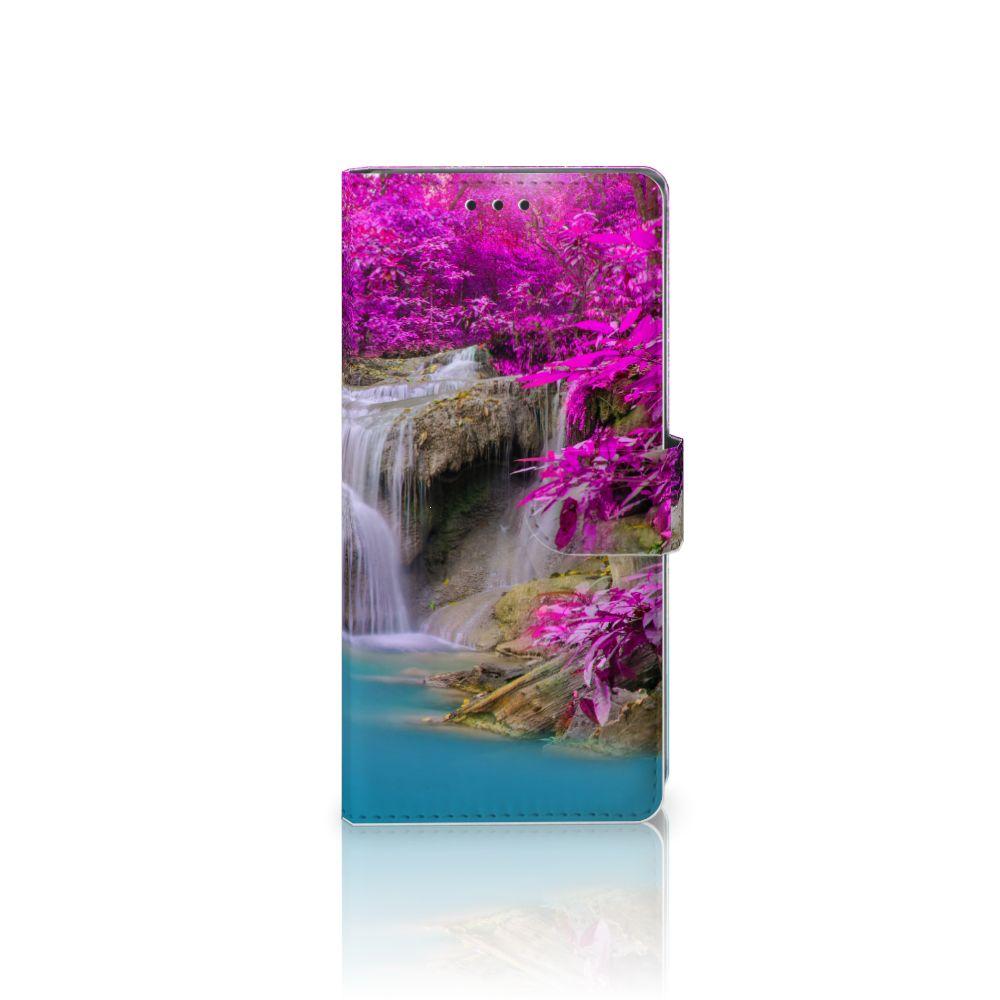 Sony Xperia XA1 Ultra Uniek Boekhoesje Waterval