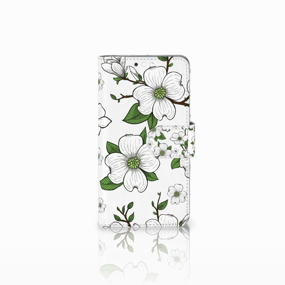 Nokia 8 Sirocco | Nokia 9 Boekhoesje Design Dogwood Flowers