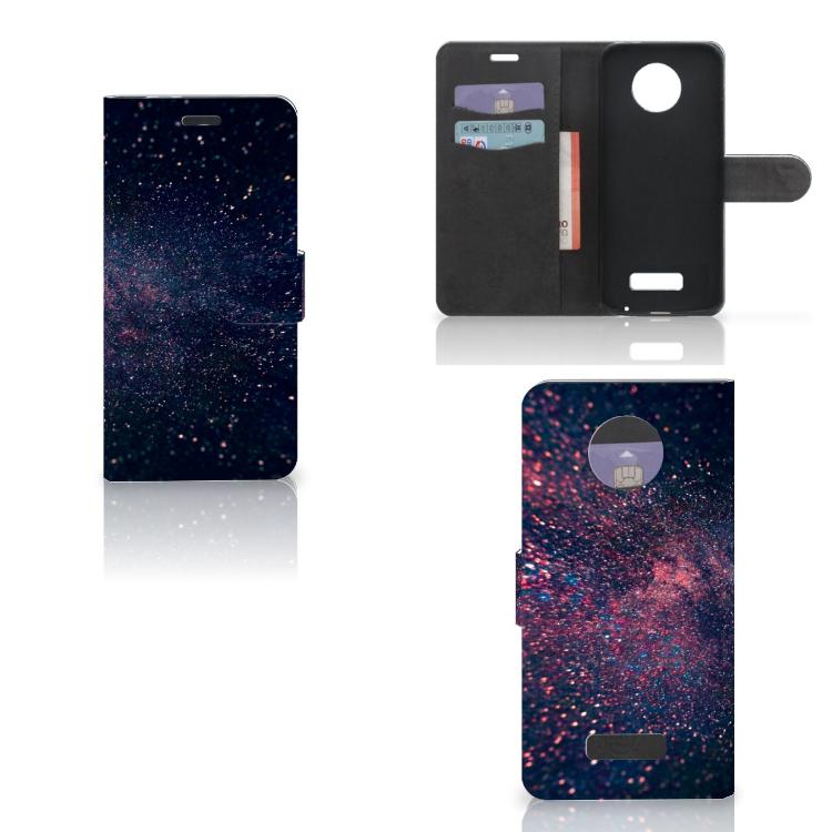 Motorola Moto Z Bookcase Stars