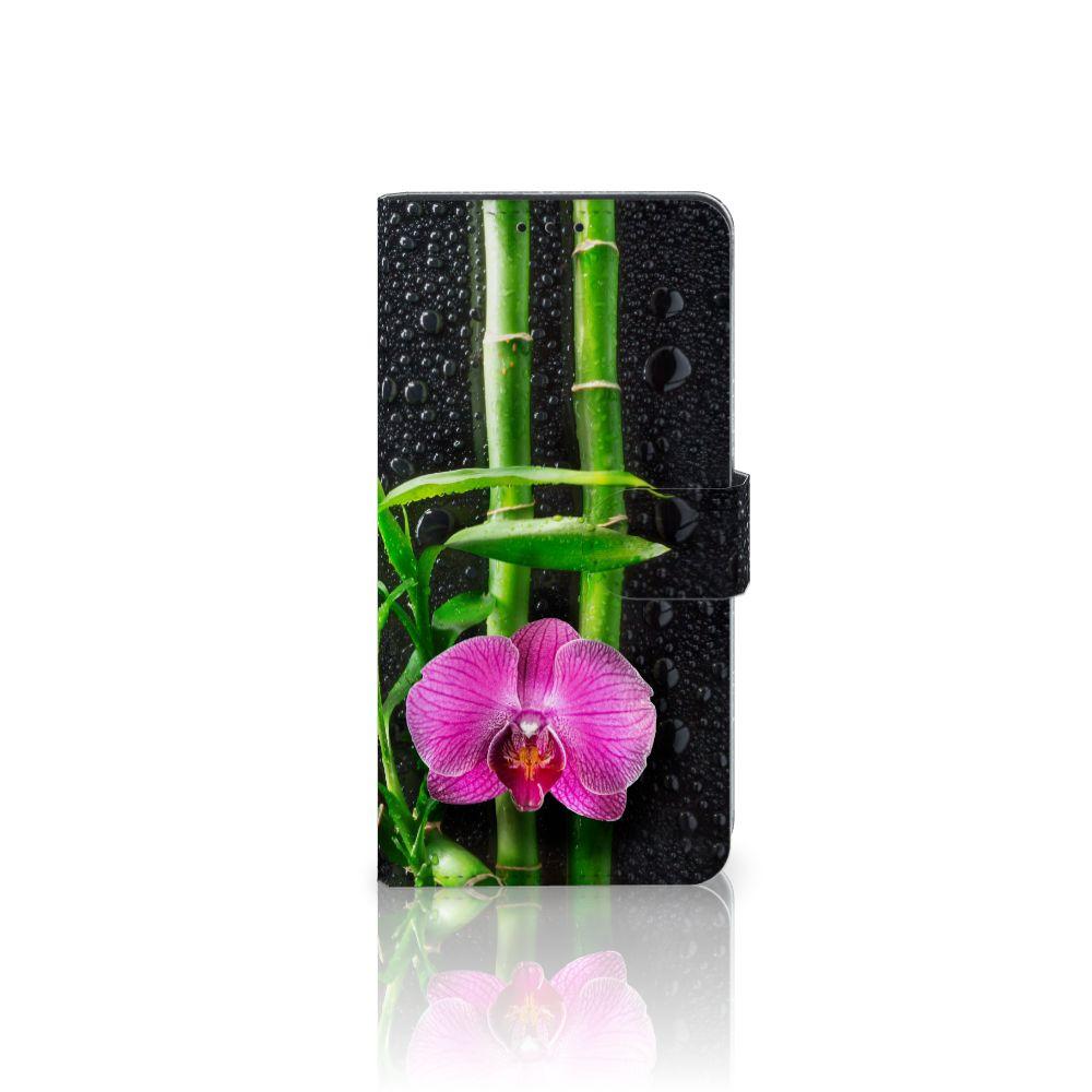 Samsung Galaxy J4 Plus (2018) Boekhoesje Design Orchidee