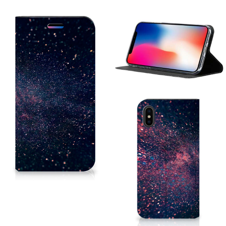Apple iPhone X | Xs Stand Case Stars