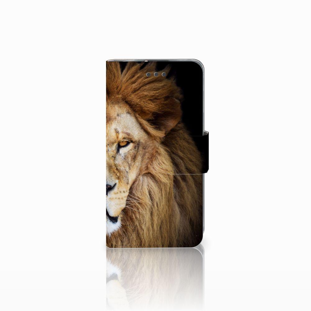 LG L70 Boekhoesje Design Leeuw