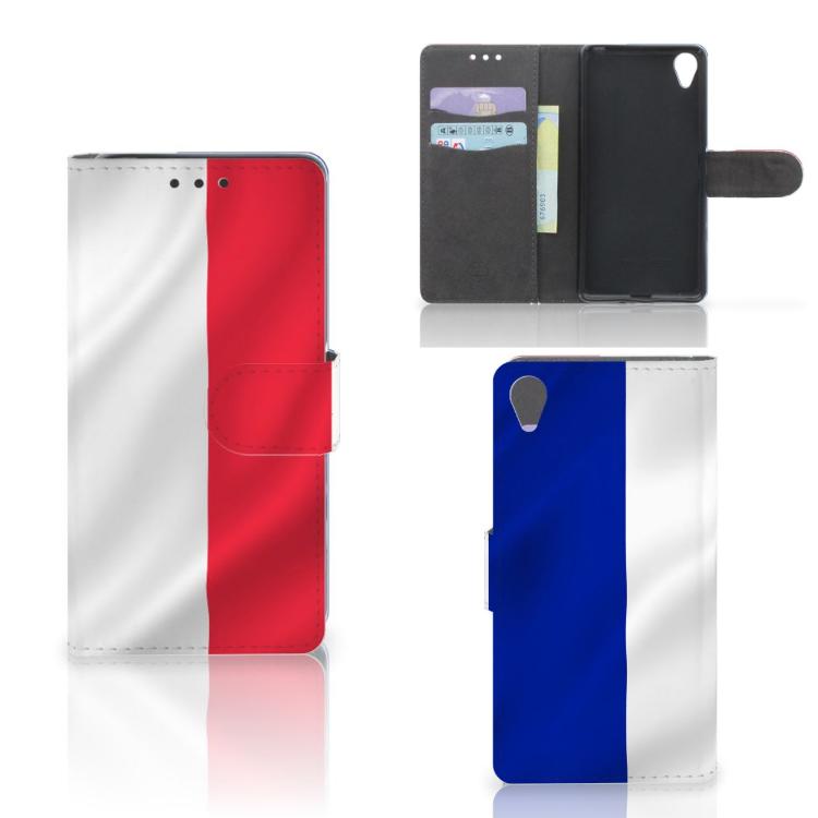Sony Xperia X Bookstyle Case Frankrijk