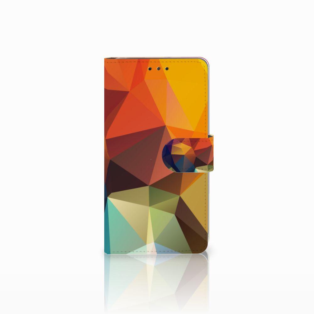 LG G4 Bookcase Polygon Color