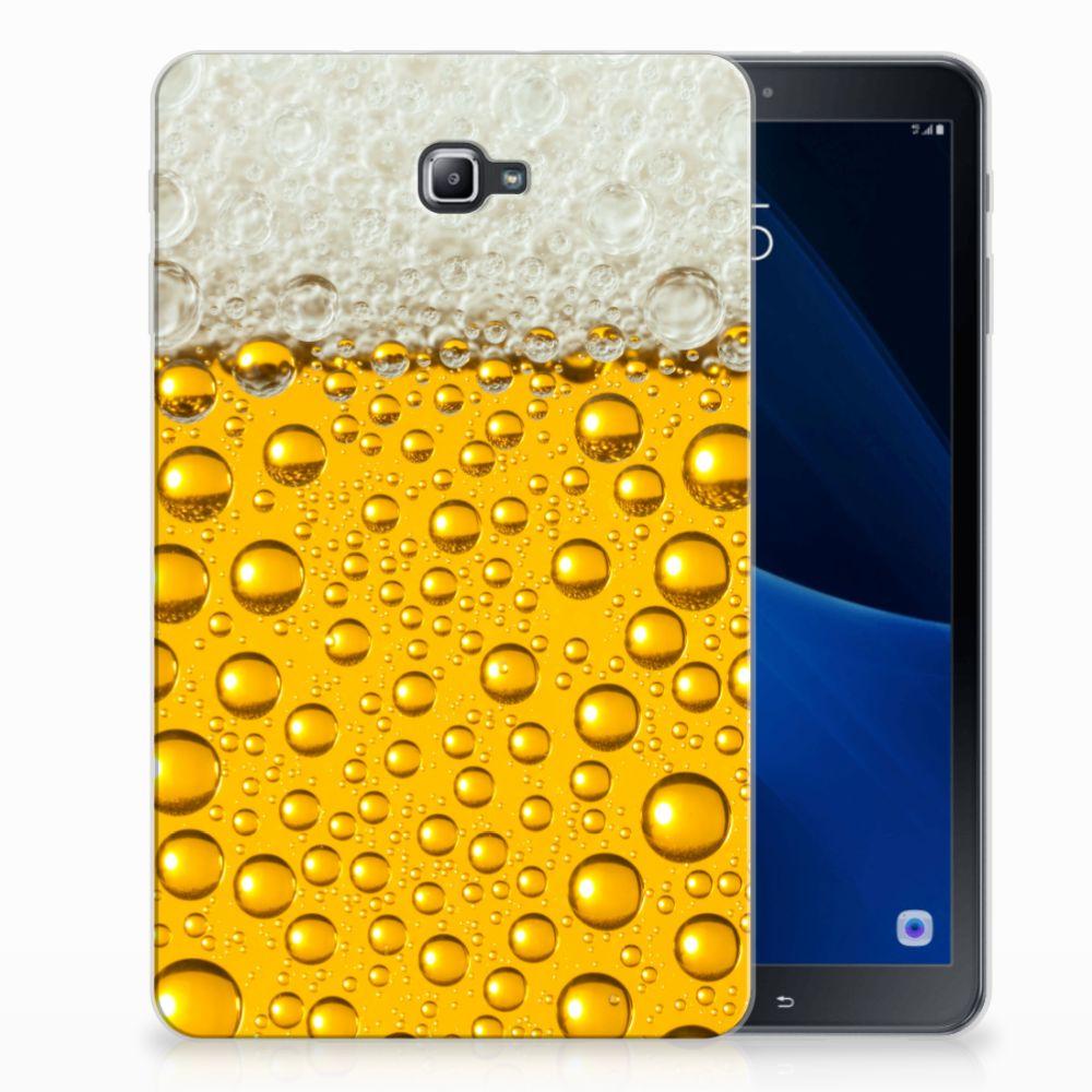 Samsung Galaxy Tab A 10.1 Uniek Tablethoesje Bier