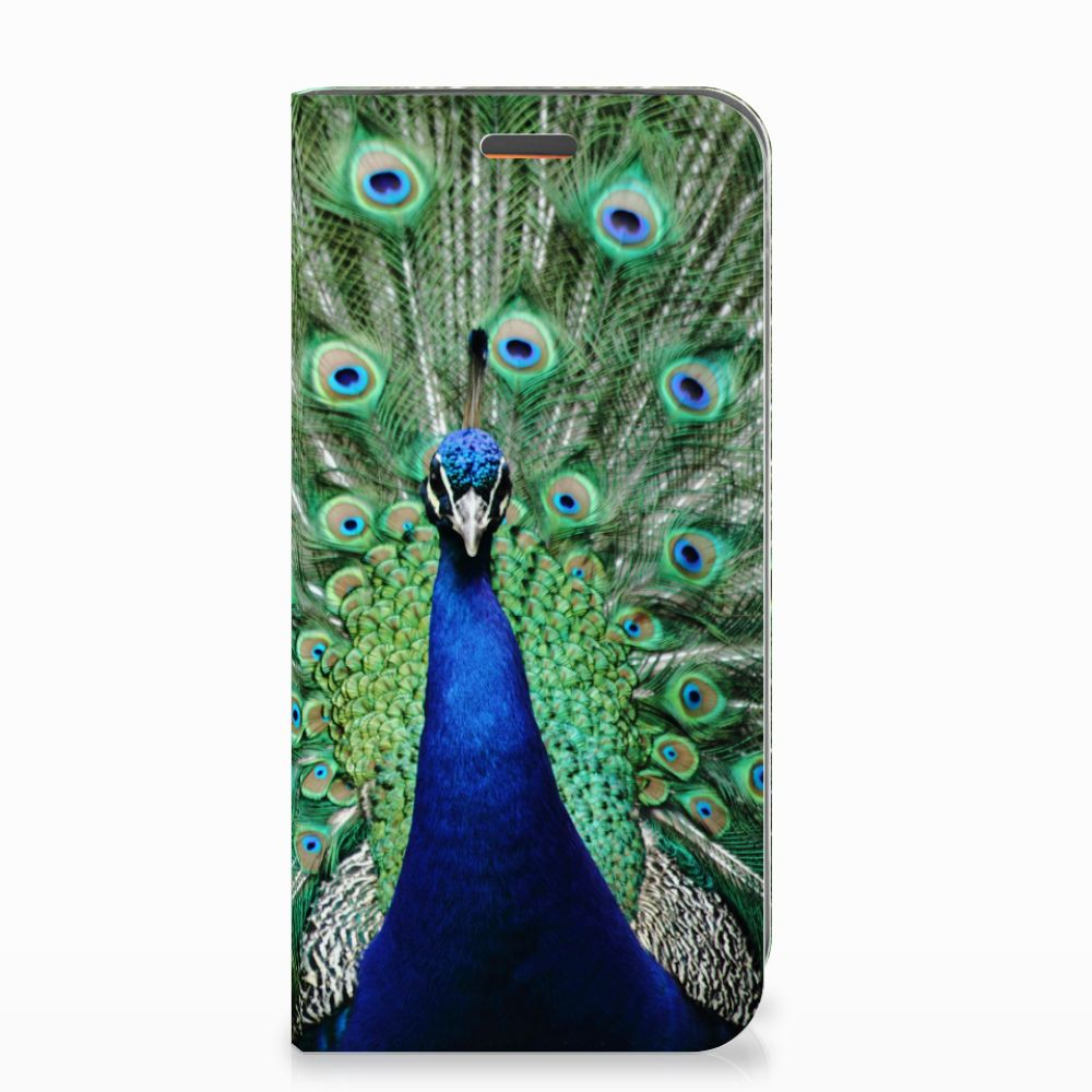 Motorola Moto E5 Play Hoesje maken Pauw