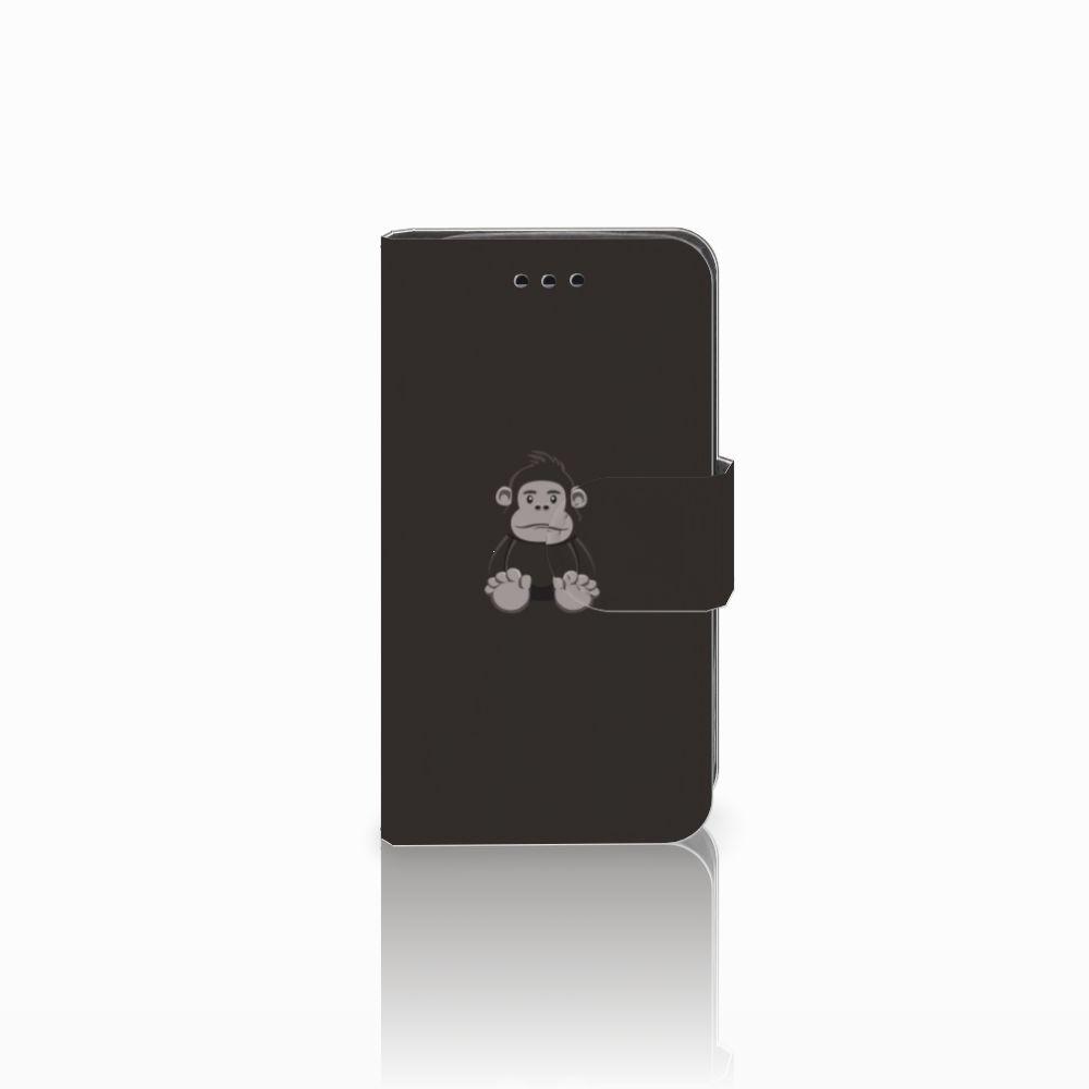 Samsung Galaxy Trend 2 Uniek Boekhoesje Gorilla