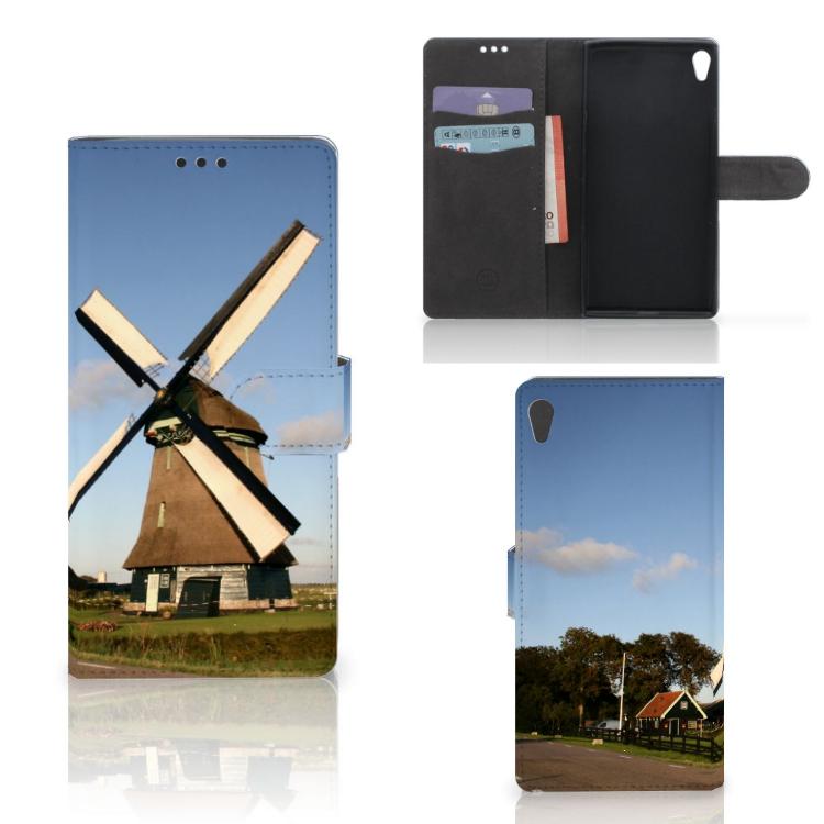 Sony Xperia XA Ultra Flip Cover Molen