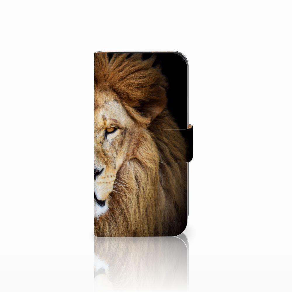 HTC One Mini 2 Boekhoesje Design Leeuw