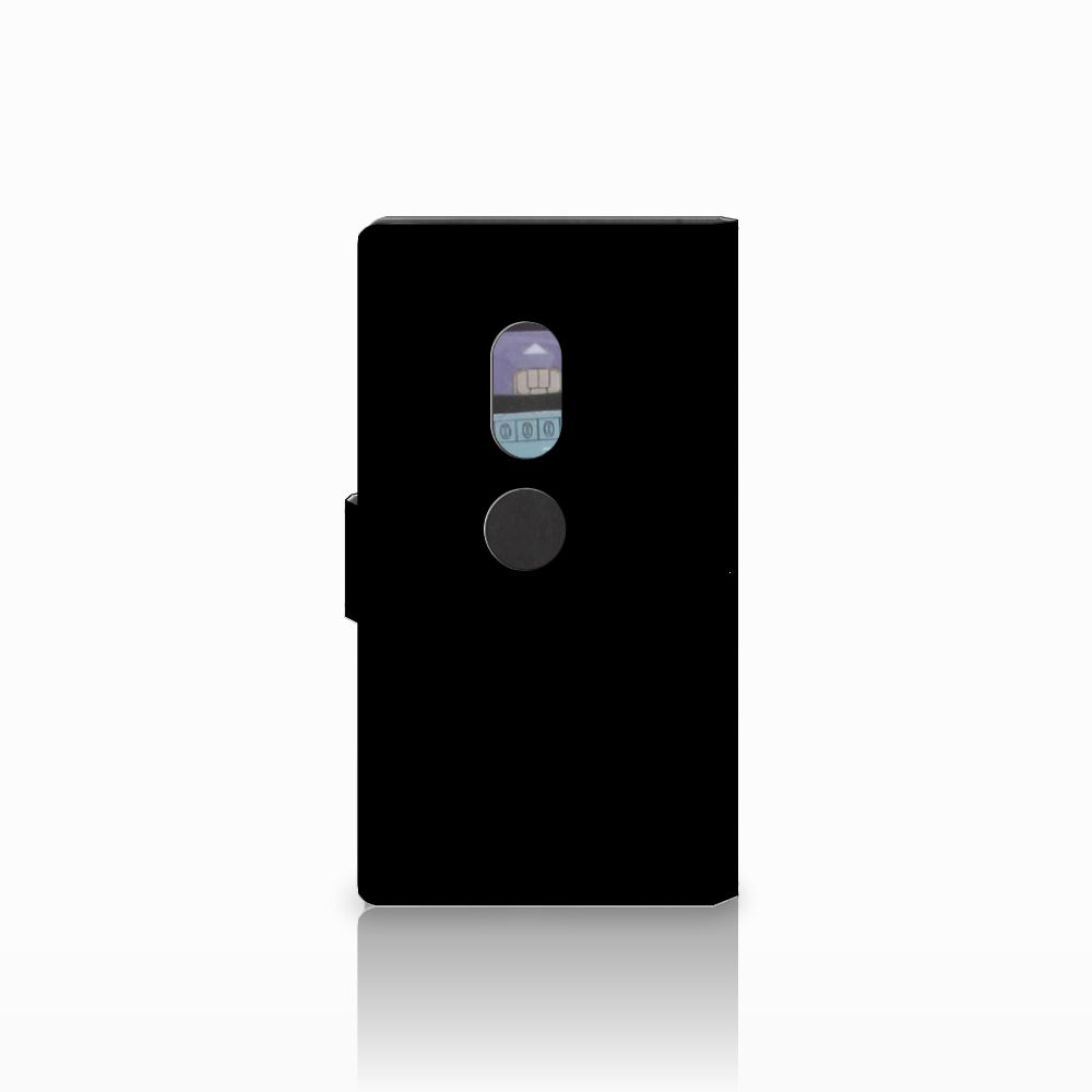 Sony Xperia XZ2 Book Cover Whiskey
