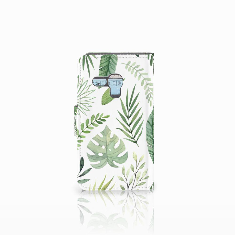 Samsung Galaxy S3 Mini Hoesje Leaves
