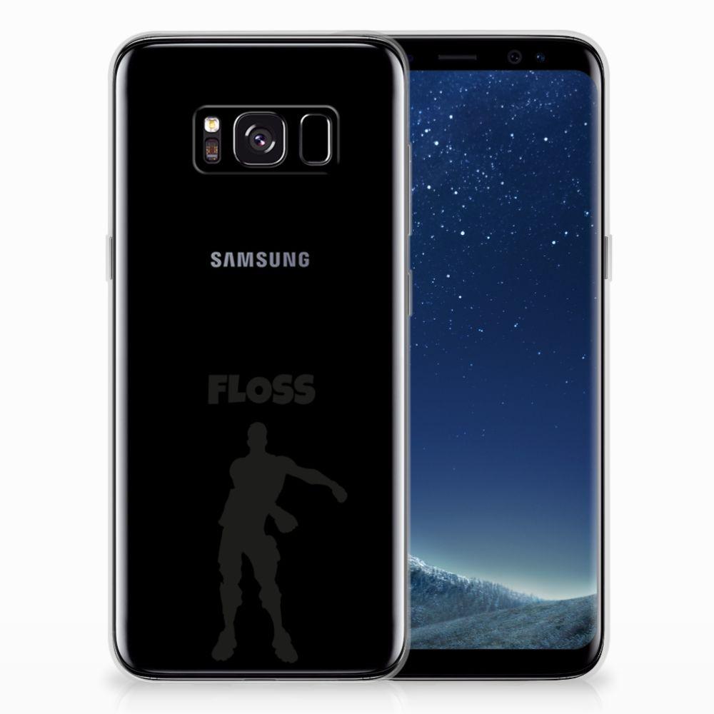 Samsung Galaxy S8 Telefoonhoesje met Naam Floss