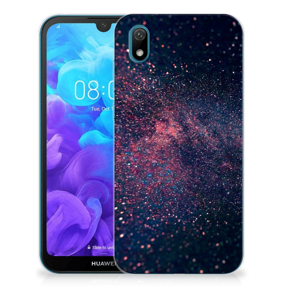Huawei Y5 (2019) TPU Hoesje Stars