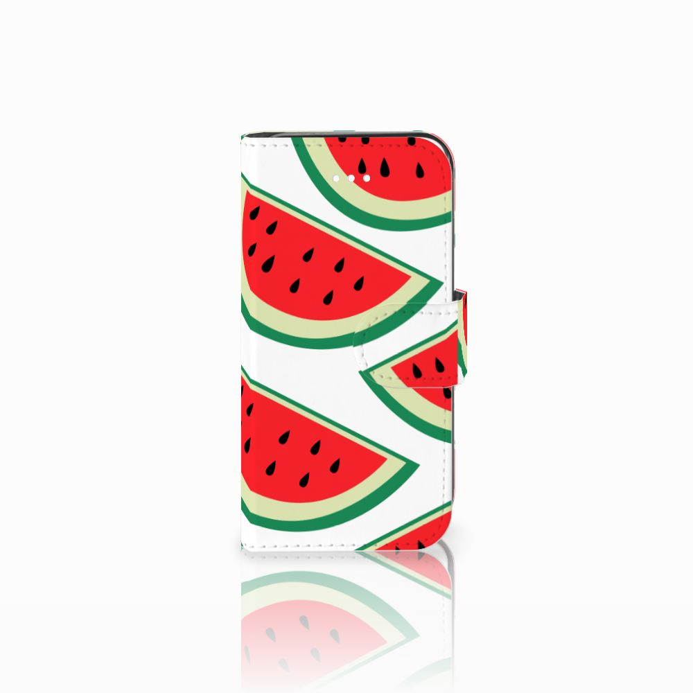 Apple iPhone 5   5s   SE Book Cover Watermelons