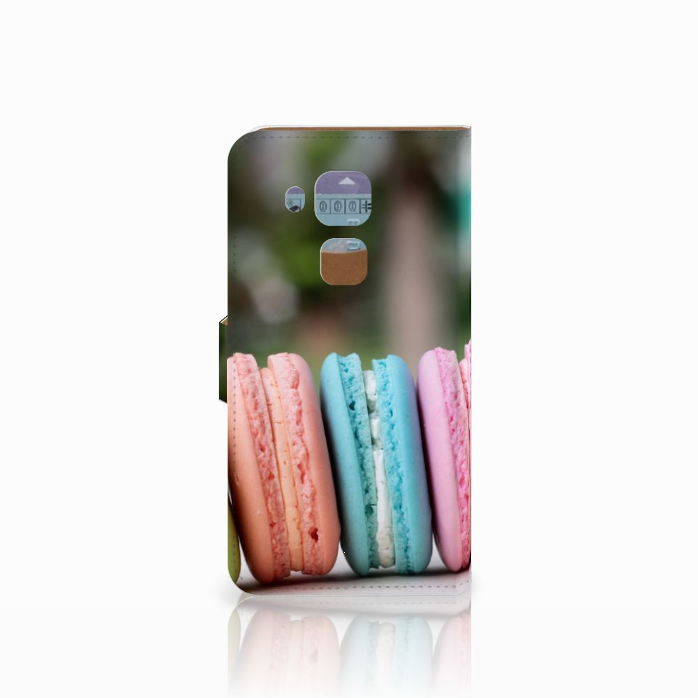 Huawei Nova Plus Book Cover Macarons