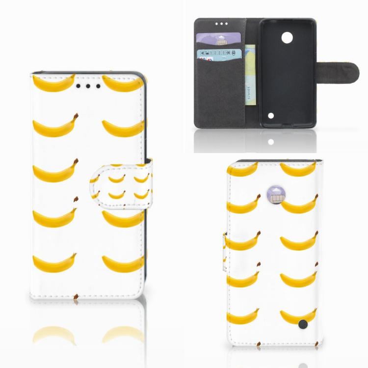 Nokia Lumia 630 Book Cover Banana