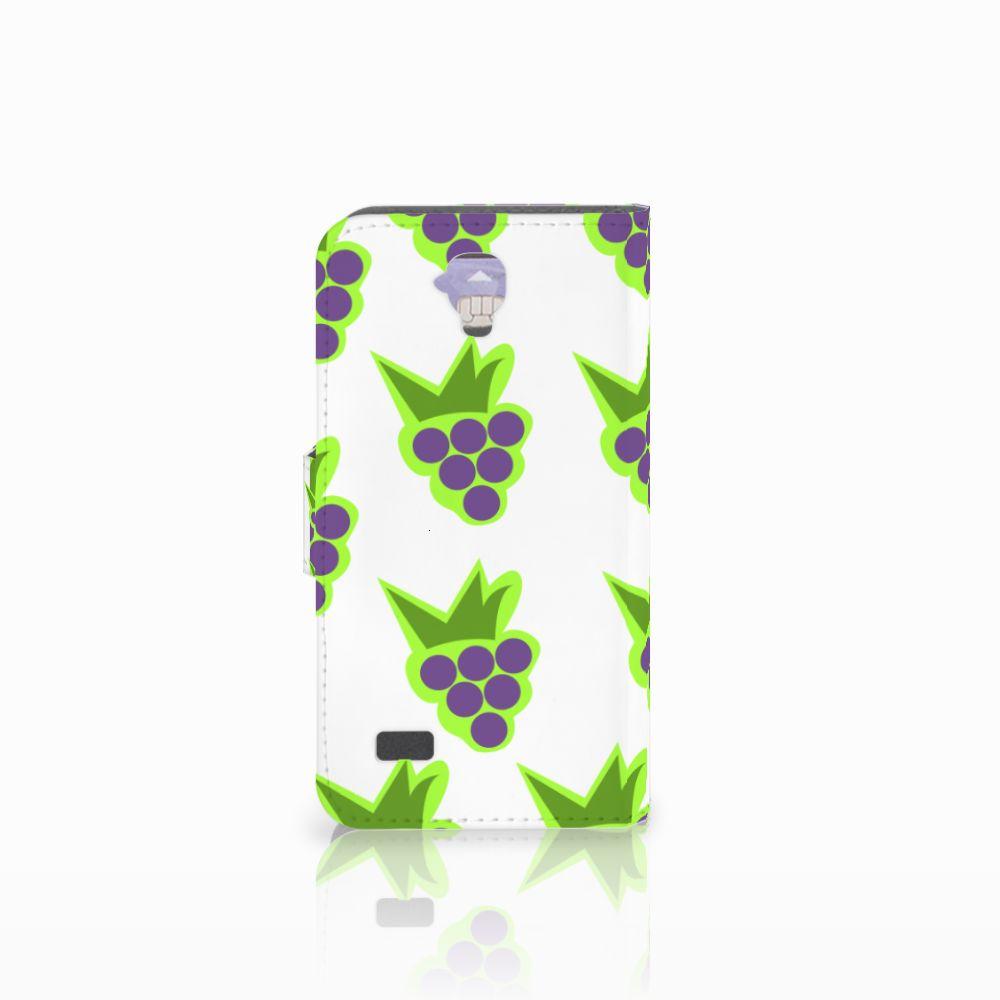 Huawei Y5 Y560 Book Cover Druiven