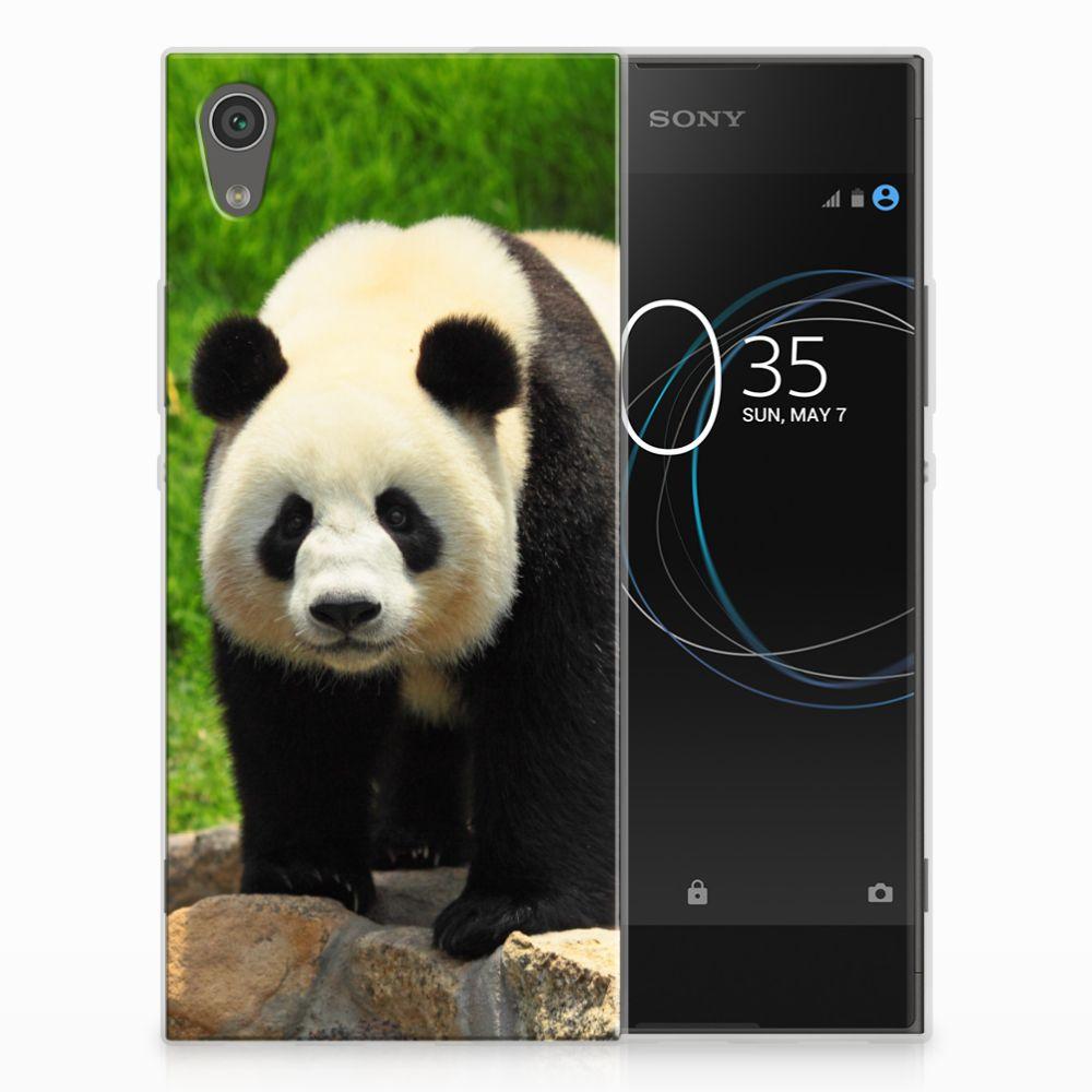 Sony Xperia XA1 TPU Hoesje Design Panda