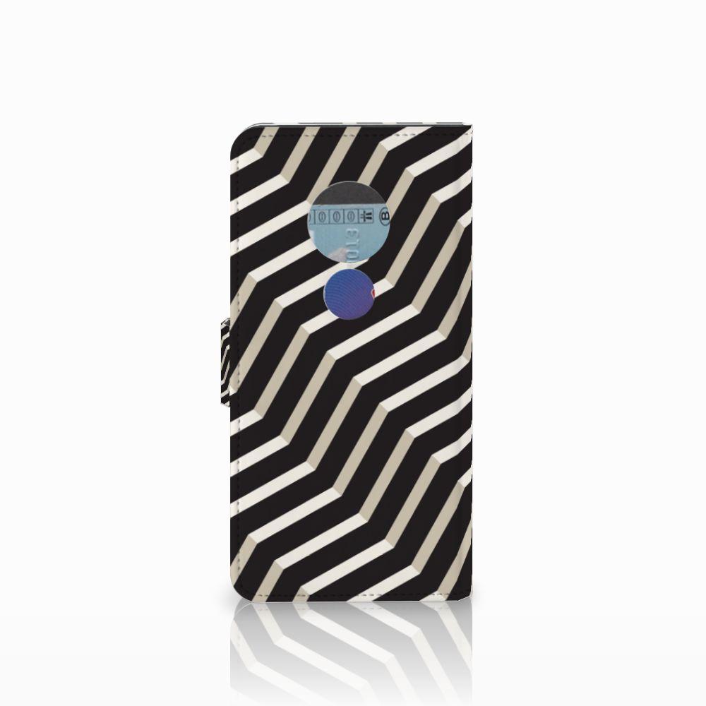 Motorola Moto E5 Bookcase Illusion