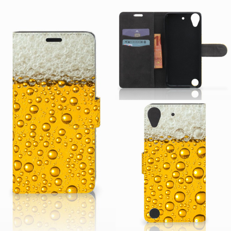 HTC Desire 530 Book Cover Bier