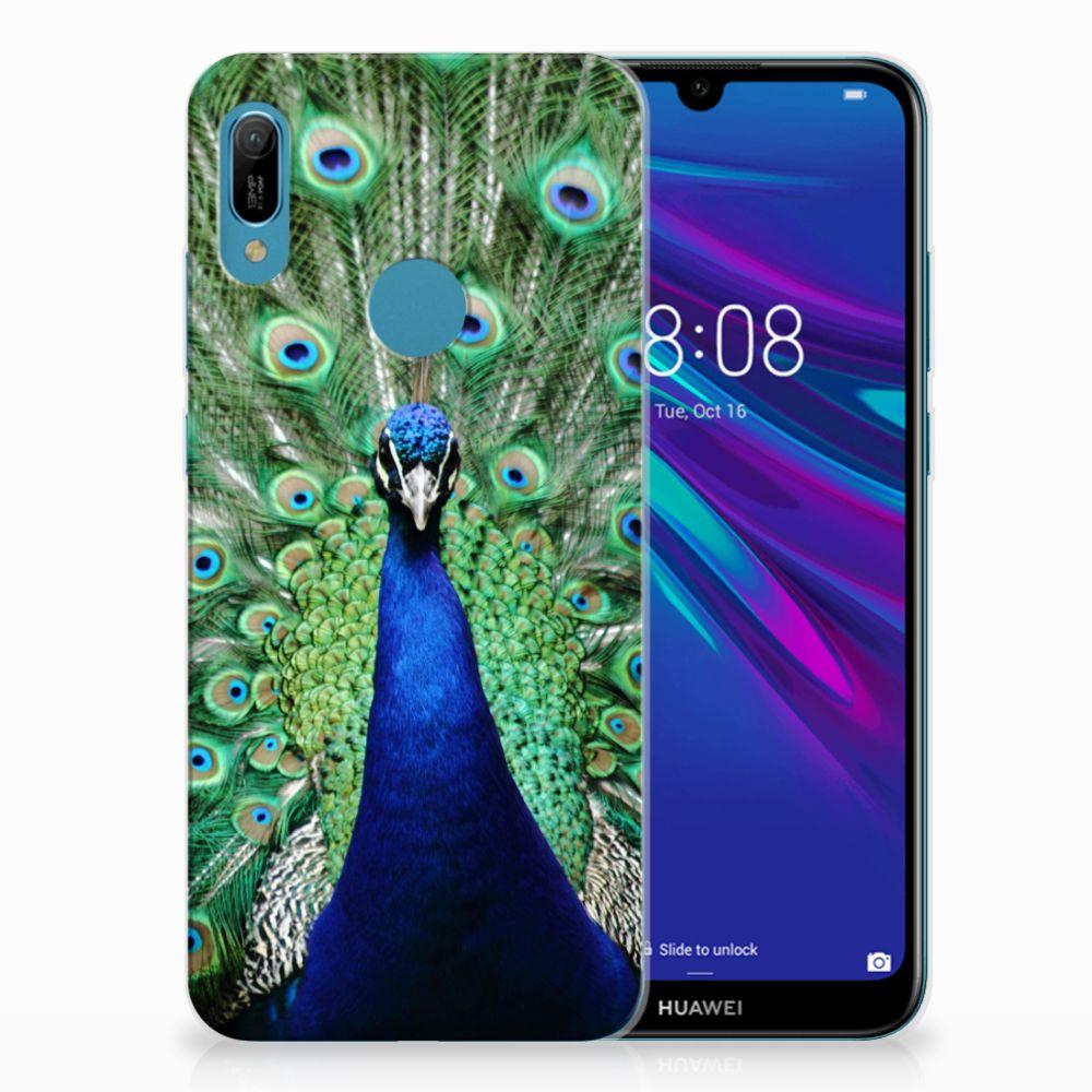 Huawei Y6 2019 | Y6 Pro 2019 TPU Hoesje Pauw