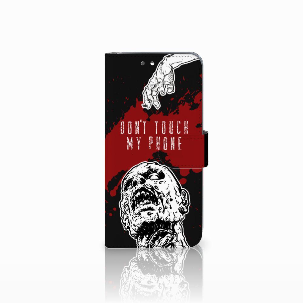 Wiko Wim Boekhoesje Design Zombie Blood